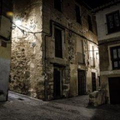 Posada de los Templarios en Toledo