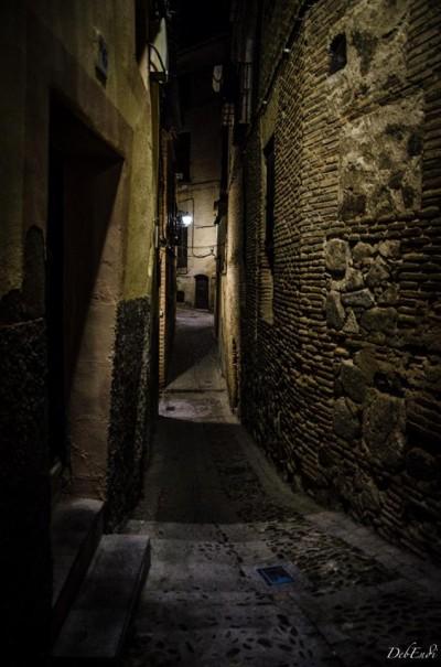 Callejones con encanto de Toledo