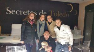 Misterios a Secretos de Toledo